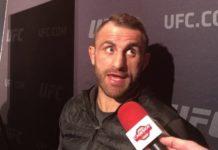 Alexander Volkanovski UFC 245