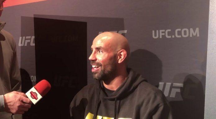 Ben Saunders UFC