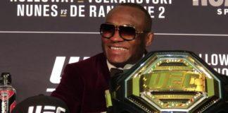 Kamaru Usman UFC