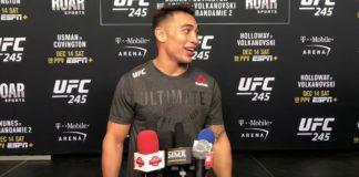 Punahele Soriano UFC
