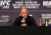 Marlon Moraes UFC 245