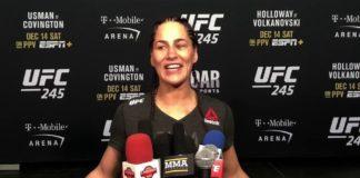 Jessica Eye UFC 245