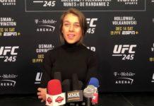 Joanna Jedrzejczyk UFC