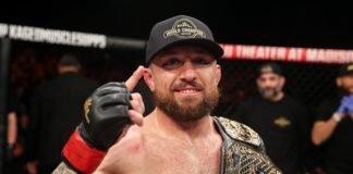Lance Palmer UFC