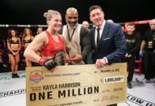Kayla Harrison, PFL 2019 women's lightweight champion