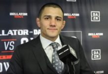 Aaron Pico Bellator 238 post-fight press conference