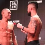 Raymond Daniels and Jason King, Bellator 238