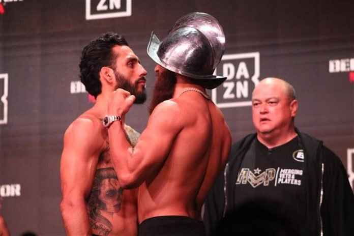 Henry Corrales and Juan Archuleta, Bellator 238