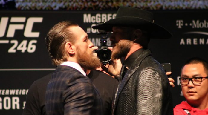 Conor McGregor and Donald Cerrone