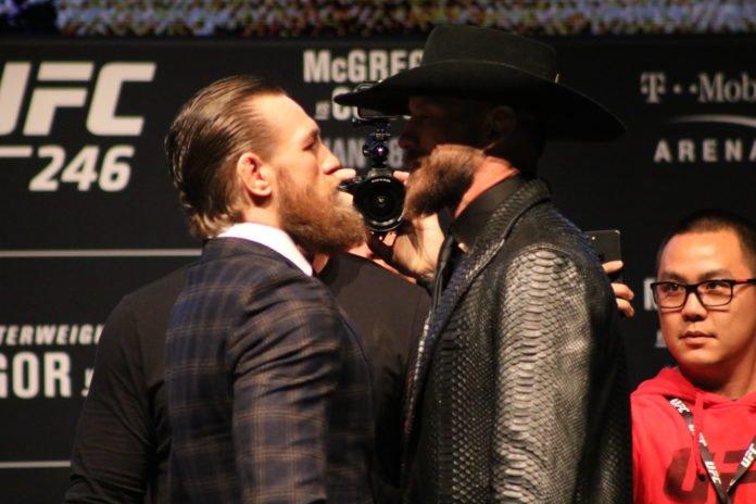 Conor McGregor and Donald Cerrone