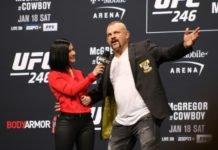 Chuck Liddell UFC 246