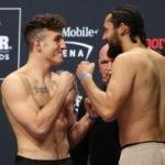 Aleksa Camur vs. Justin Ledet, UFC 246