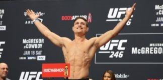 Drew Dober, UFC 246