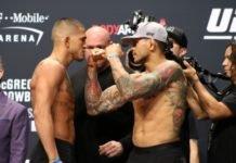 Anthony Pettis vs. Carlos Diego Ferreira, UFC 246