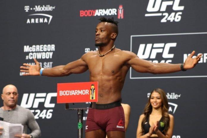 Ode Osbourne, UFC 246