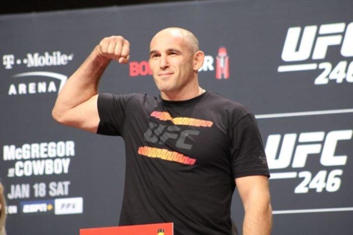 Aleksei Oleinik UFC 246