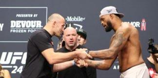 Aleksei Oleinik vs. Maurice Greene, UFC 246