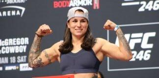 Raquel Pennington, UFC