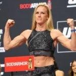Holly Holm, UFC