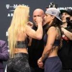 Holly Holm vs. Raquel Pennington, UFC 246