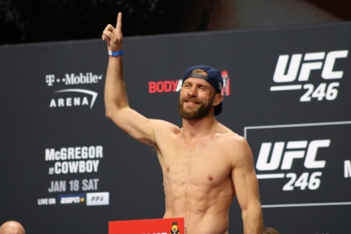 Cowboy Cerrone, UFC 246