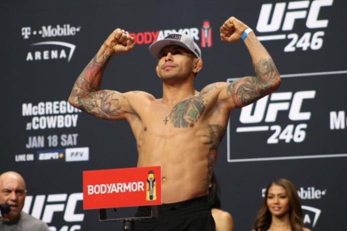 Carlos Diego Ferreira UFC 246