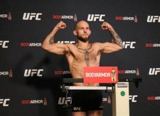 Brian Kelleher UFC