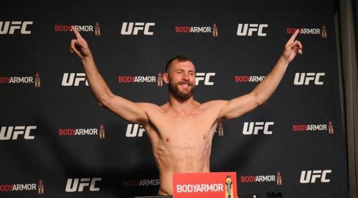 Donald Cerrone UFC 246