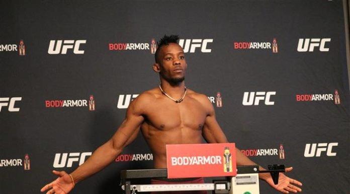 UFC 246: McGregor vs. Cerrone Official Weigh-In Photo ...
