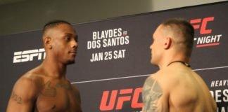 Jamahal Hill vs. Darko Stošić, UFC Raleigh