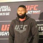 Curtis Blaydes UFC Raleigh