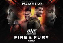 ONE Championship: Fire & Fury