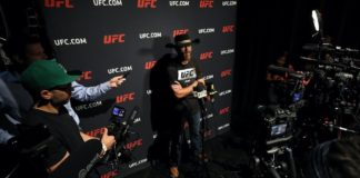 UFC 246 press conference