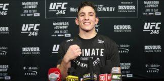 Aleksa Camur UFC 246