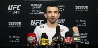 Askar Askarov UFC 246