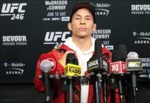 Joseph Benavidez UFC