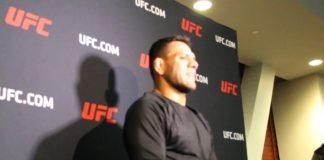Rafael dos Anjos UFC Raleigh