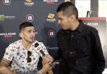 Sergio Pettis, Bellator 238 media day
