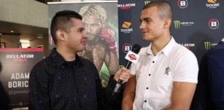 Adam Borics Bellator 238