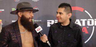 Juan Archuleta UFC