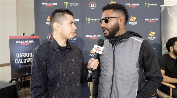 Darrion Caldwell Bellator 238