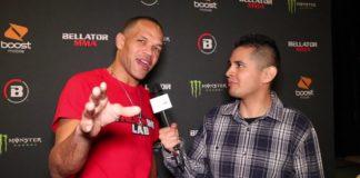 Raymond Daniels Bellator MMA