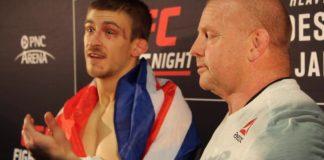 Arnold Allen UFC