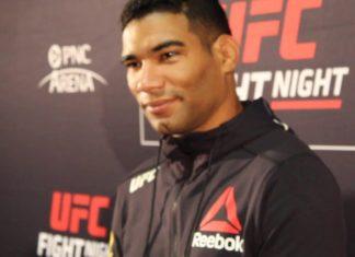 Herbert Burns UFC