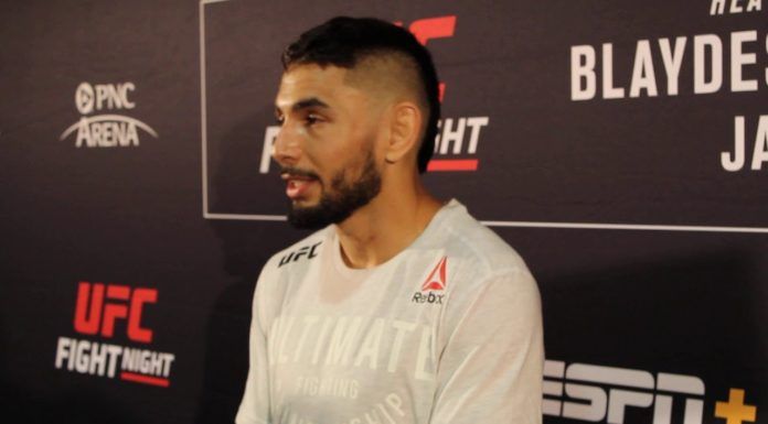 Alex Perez UFC