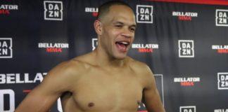 Raymond Daniels Bellator 238 post-fight