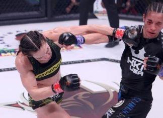 Jinh Yu Frey vs. Ashley Cummins