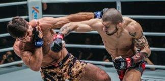Iuri Lapicus vs Marat Gafurov, Warrior's Code