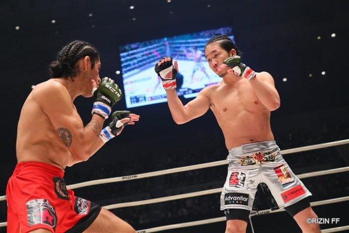 MMA Prospect Mikuru Asakura vs. Daniel Salas