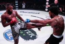Christian Edwards, Bellator MMA